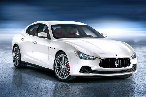 das kostet der neue maserati ghibli iaa 2013. Black Bedroom Furniture Sets. Home Design Ideas