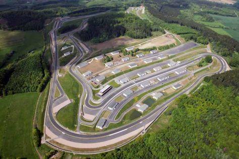 Rennstrecke Bilster Berg eröffnet