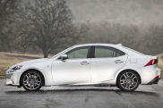 Video: Neuer Lexus IS