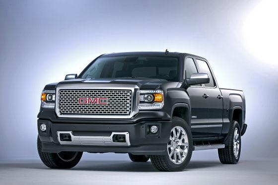 gmx sierra denali der luxus pick up truck. Black Bedroom Furniture Sets. Home Design Ideas