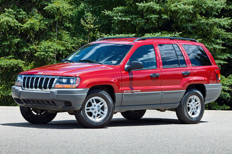 Jeep Grand Cherokee WJ (1999)