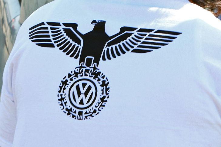 Nazi Aufmarsch Bei Autotreffen Bilder Autobild De