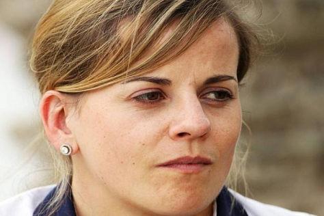Susie Wolff sieht die Vorurteile gegen Frauen in der Formel 1 kritisch