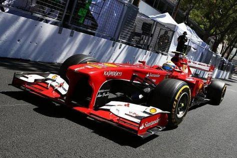 Ferrari will nach einem schwachen Monaco-Wochenende wieder angreifen