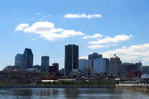 Nicht nur auf das Rennen, auch auf die Stadt Montreal freut sich die Formel 1