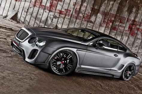 Bentely Continental GT von Vilner