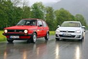 Video: VW Golf GTD