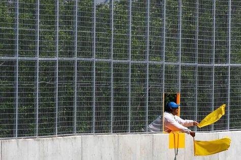 Beim Grand Prix von Kanada in Montreal kam ein Streckenarbeiter ums Leben