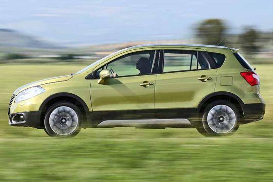 Suzuki SX4 (2013): Fahrbericht