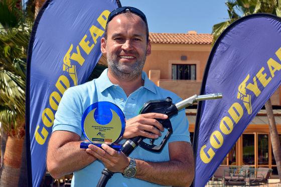 Der Sieger: Energiemanager Ralph Bardhan