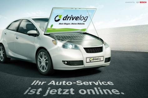 Drivelog.de Online Plattform