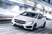 Video: Mercedes CLA 45 AMG