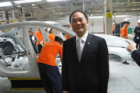 Volvo: Neues Werk in China