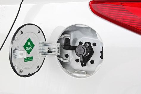 Hyundai ix35 FuelCell Tankdeckel