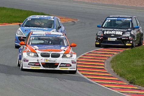 DTC/ADAC Procar Tracktest Engstler BMW 320si