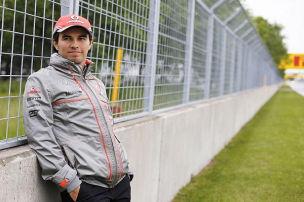 Perez über Monaco-Crash: