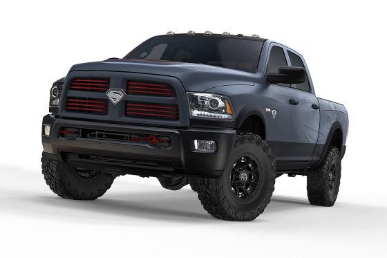 """Dodge Ram Truck """"Man of Steel"""" (2013)"""