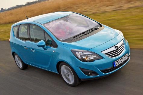 Opel Meriva: Rückruf