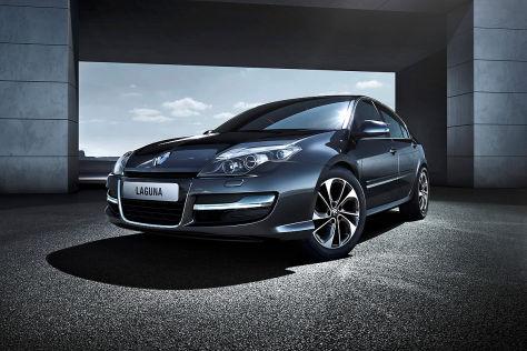 Renault Laguna Facelift 2013