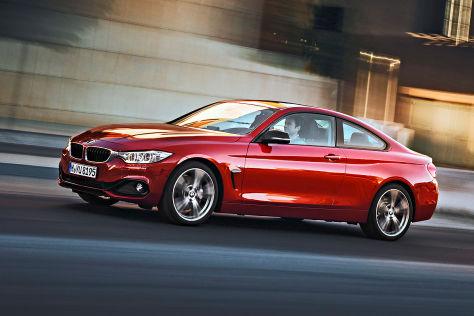 BMW 4er Coupé (2013): Vorstellung