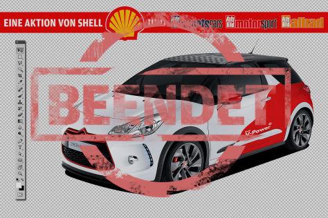 Aktion Shell-V-Power-Design