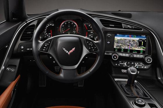 Das kostet die neue Corvette