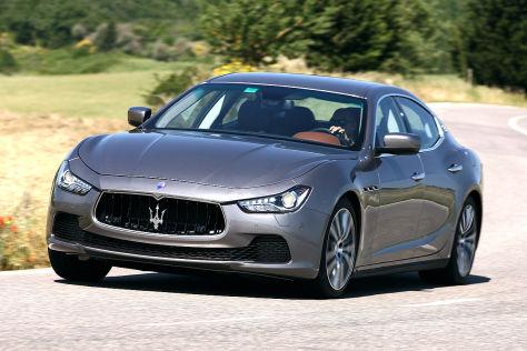 Maserati Ghibli: Fahrbericht