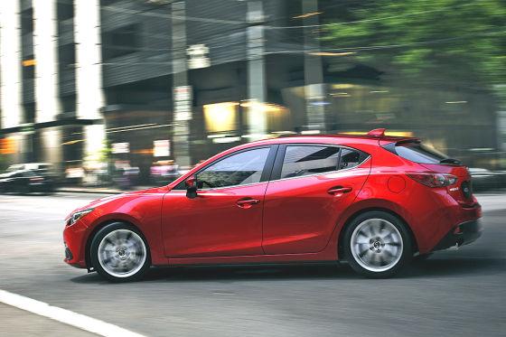 Mazda3 Skyactiv Neuvorstellung