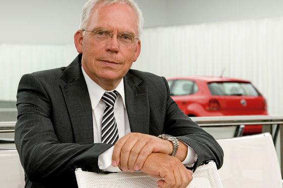 Hackenberg leitet Konzernentwicklung