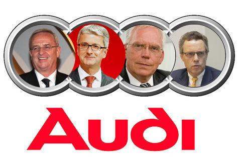Manager-Rochade bei VW und Audi