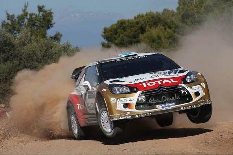 Im vergangenen Jahr war die Sardinien-Rallye ein gutes Pflaster für Mikko Hirvonen