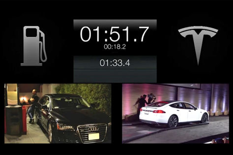Screenshot Tesla-Video