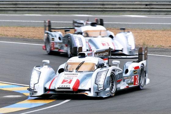 Tödlicher Unfall in Le Mans