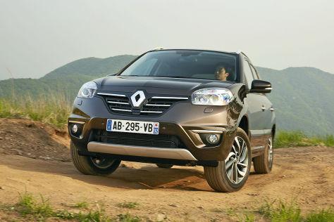 Renault Koleos Facelift (2013)