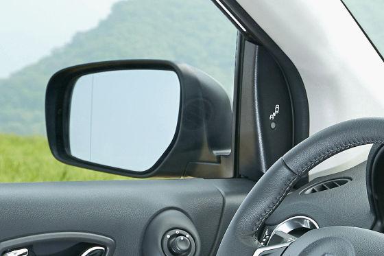 Renault Koleos Totwinkel-Assistent Außenspiegel