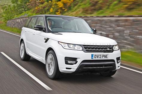 Range Rover Sport (2013): Fahrbericht