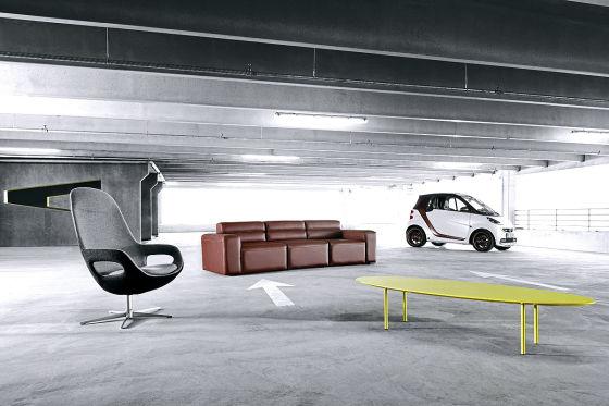 Möbel von BoConcept und Smart