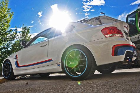 Sportec BMW 1er M Coupé