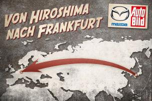 15.000 Kilometer im Mazda3
