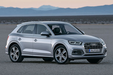 Audi Q5 (2016): Vorschau