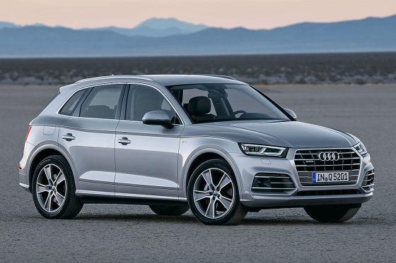 Audi q5 2016 vorstellung motoren marktstart preis for Cafissimo neues modell