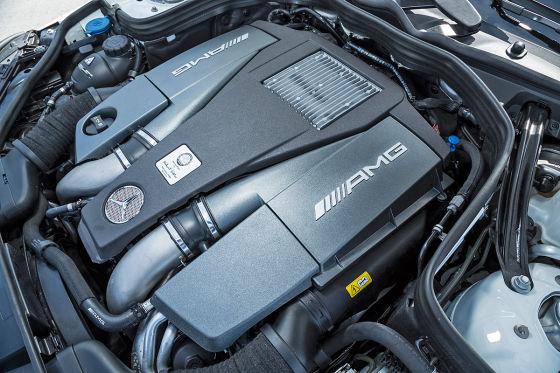 Mercedes E 63 AMG S T-Modell