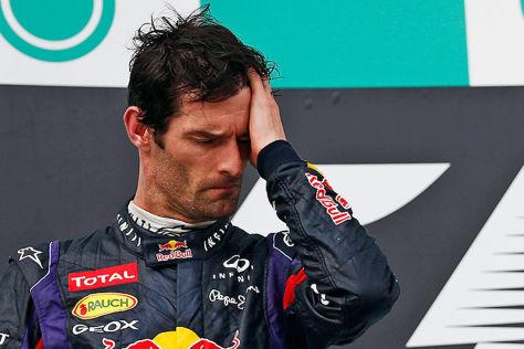 Formel 1: Webber beendet Formel-1-Karriere