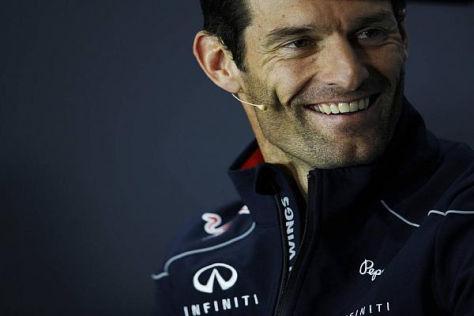 Mark Webber verlässt die Formel 1 nach zwölf Jahren ohne Verbitterung