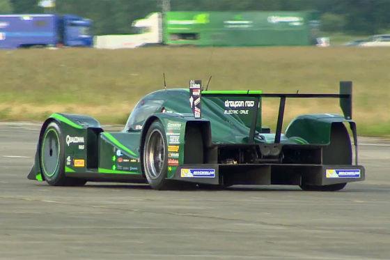 Drayson Racing Lola