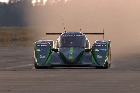 Drayson Racing Lola: Elektro-Weltrekord