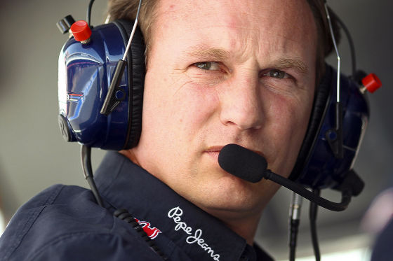 Red Bull-Teamchef Christian Horner