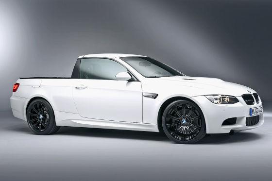 Studie BMW M3 Pick-Up
