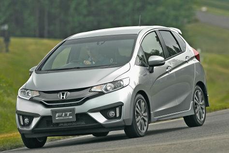 Honda Jazz (2014)