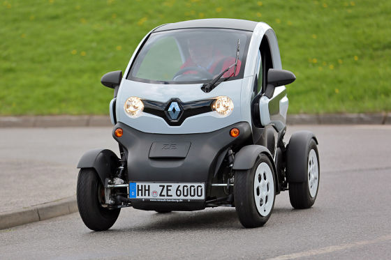 renault twizy und weitere stromer gebrauchtwagen test. Black Bedroom Furniture Sets. Home Design Ideas
